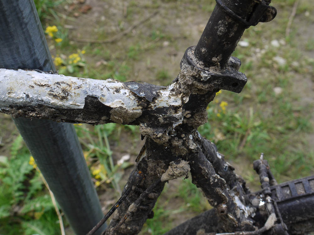 ...bis ein Fahrrad so aussieht?