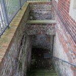 Erst vor kurzem entdeckt: der Keller.
