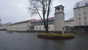 Am Sitz der Landesarchäologie findet auch die Jahrestagung statt.
