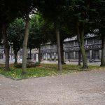 Mit Hilfe einer guten Freundin gefunden: den Aître Saint-Maclou, der alte Pestfriedhof in Rouen.