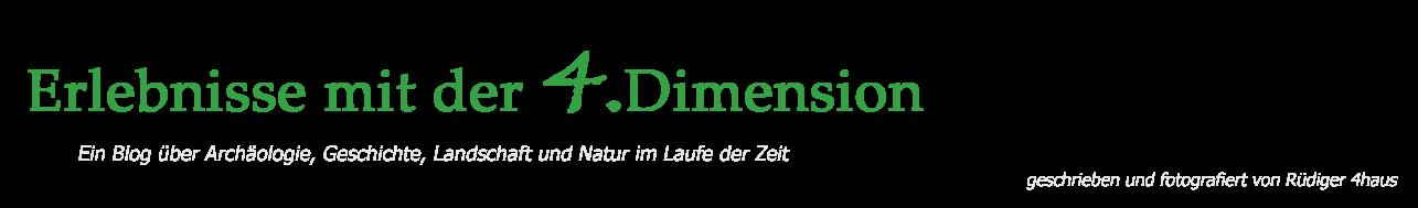 Erlebnisse mit der 4. Dimension